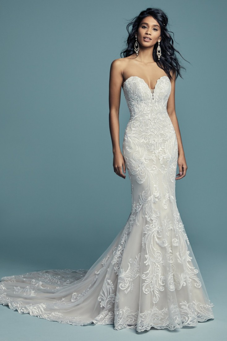 Dress LUANNE Maggie Sottero 2019 | Bridal Allure - Wedding Boutique ...