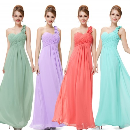 Bridesmaids dresses Floor Lenght